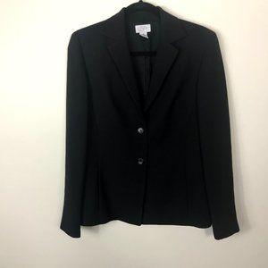 Anne Taylor Loft Black Blazer Size 6